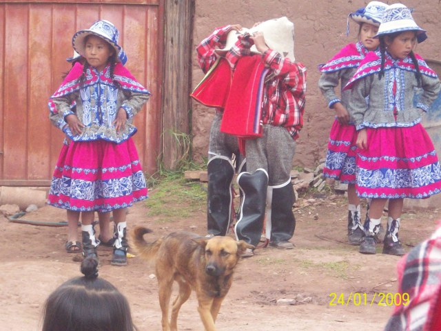 progetto educazione in Perù