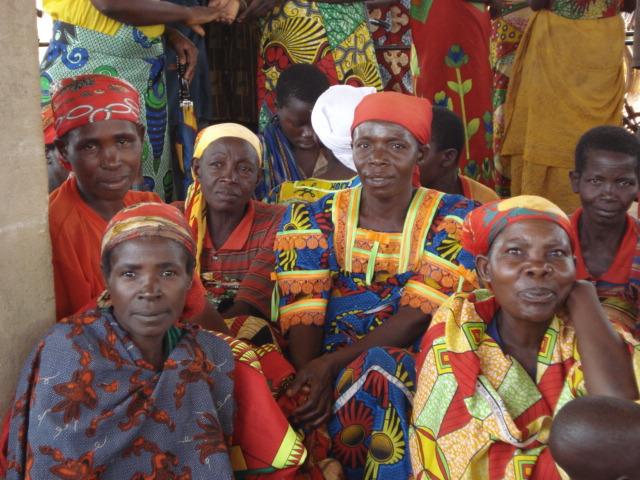 donne in Burundi