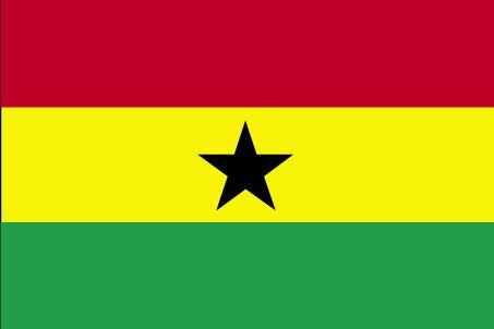 bandiera ghana