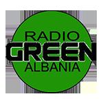 logo radio green albania