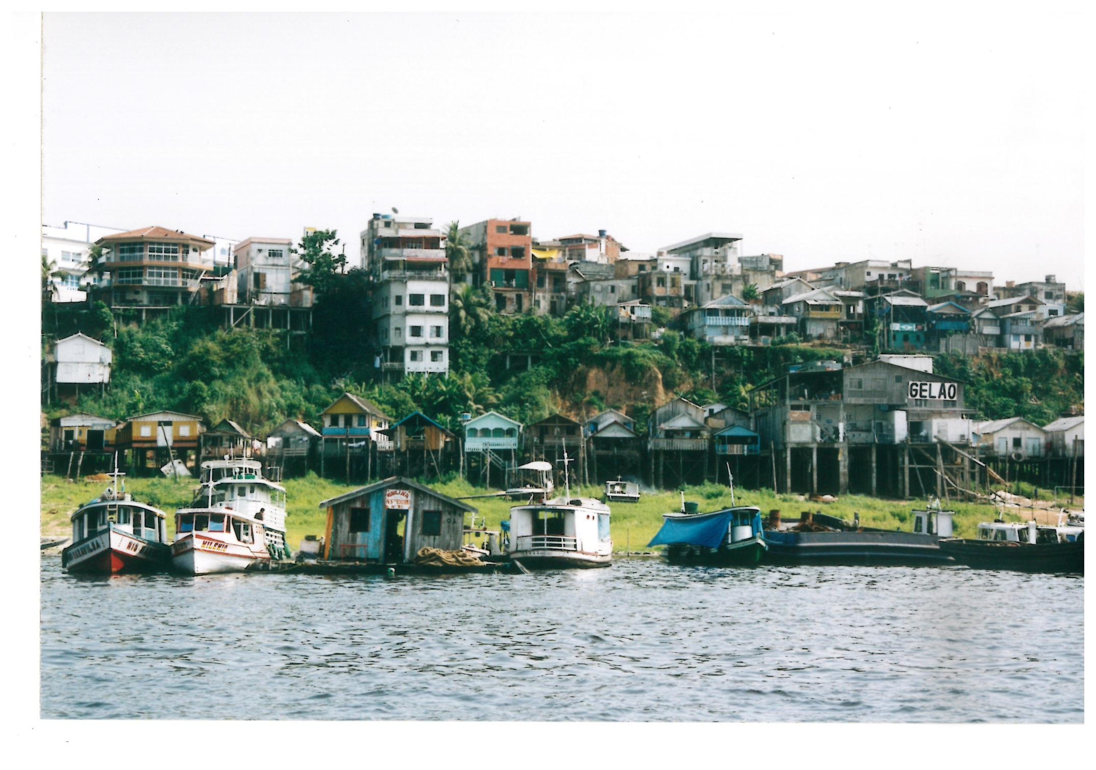 Brasile Rio amazzoni 2003 2