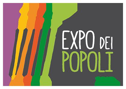 Expo dei Popoli logo retina