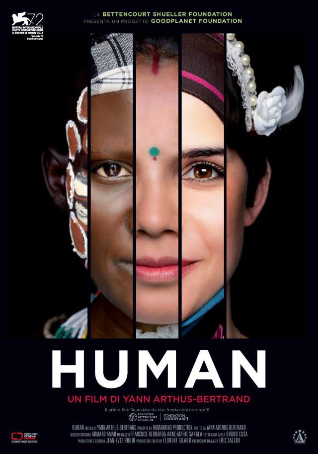 Human poster ita