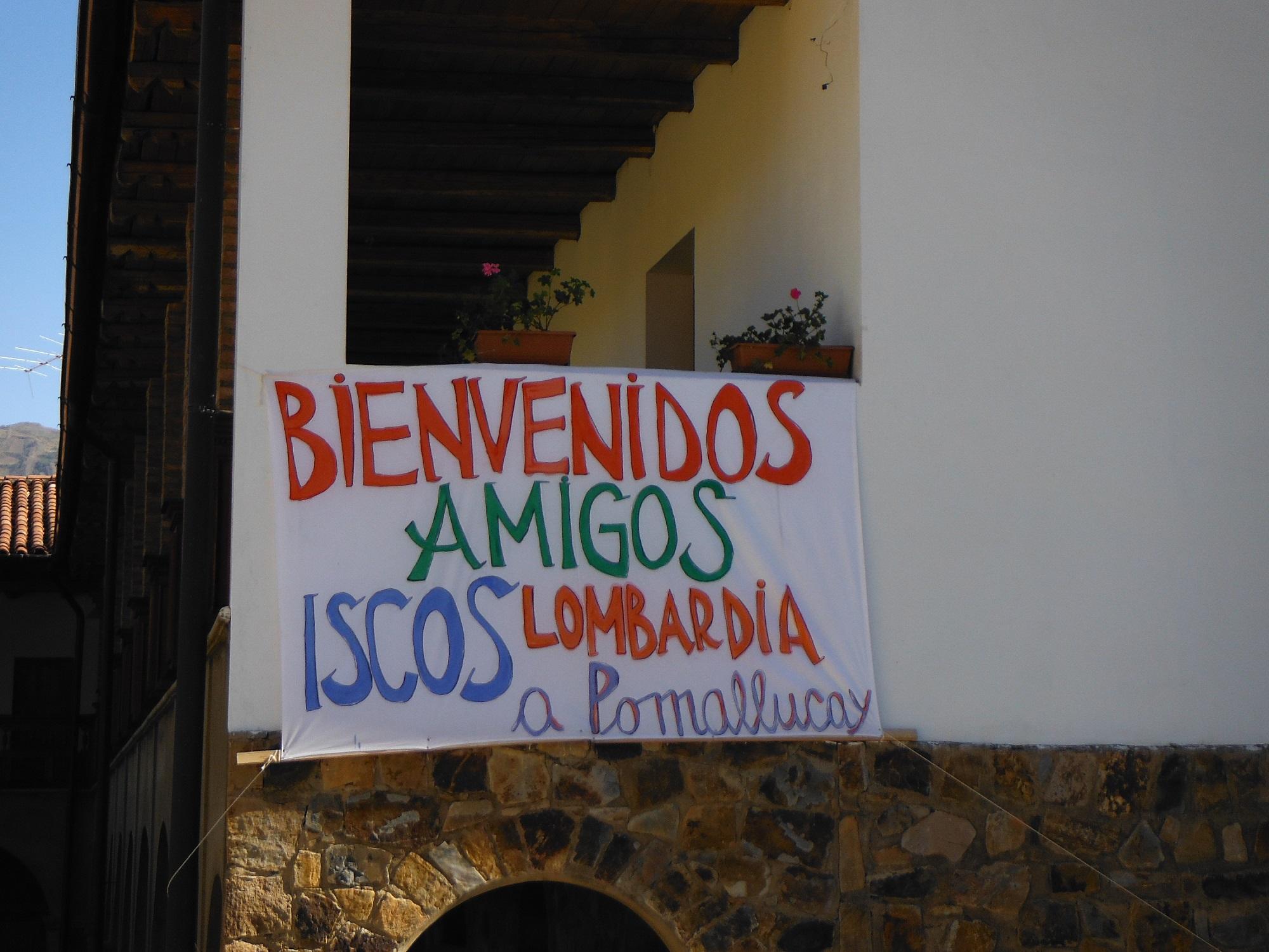 bienvenidos iscos