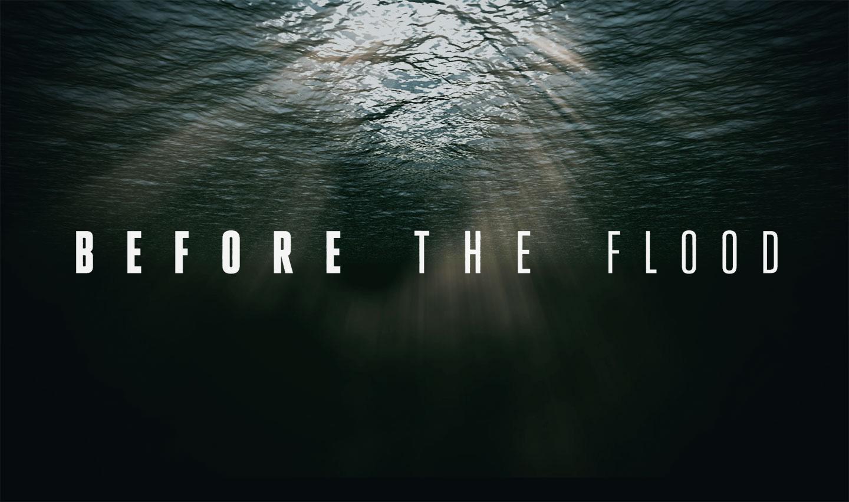 before the flood film social