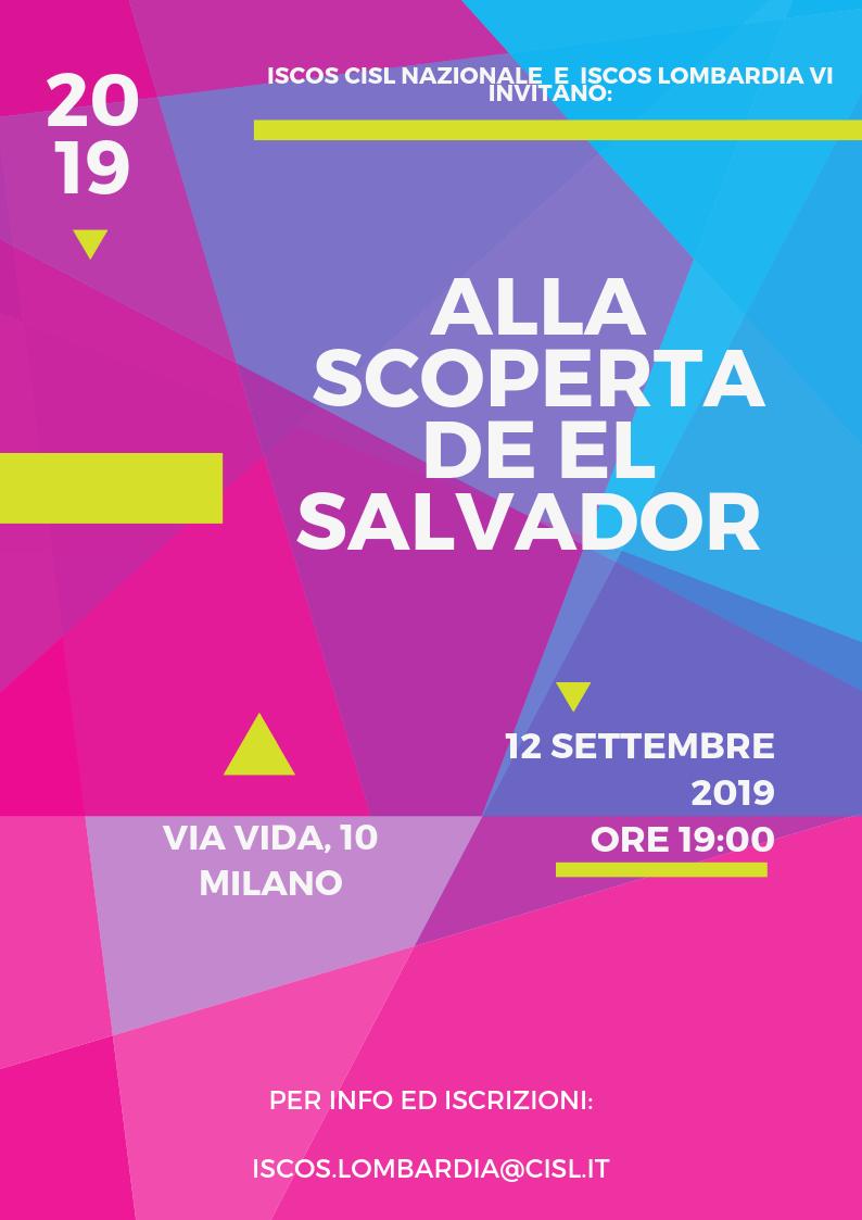 Evento El Salvador FB